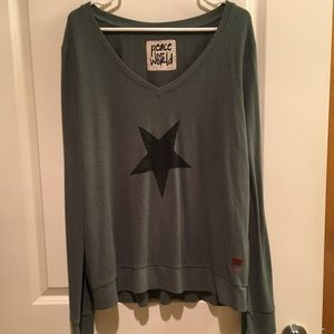 Casual Lounge Sweatshirt